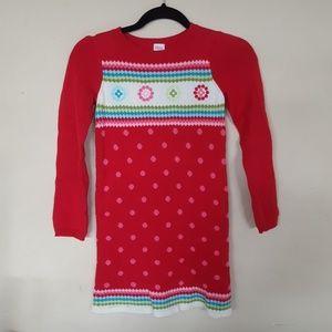 Girls Sweater Dress 8